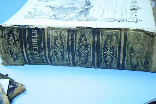 Bible Repair & Restoration